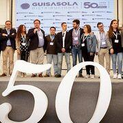 Mirka acompaña a Guisasola Distribuciones en su 50 aniversario