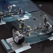 BMW incorpora en la Serie 3 la tecnología de suspensión Monroe