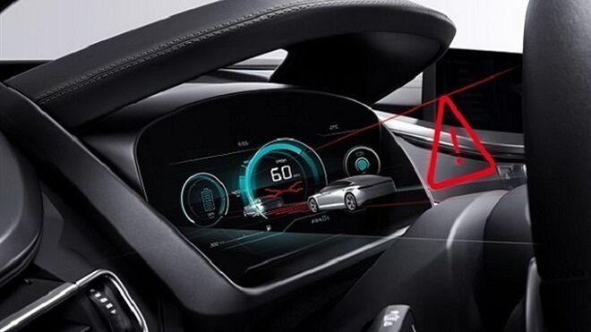 Bosch trabaja en la introducción de pantallas 3D en los vehículos