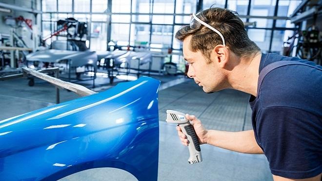 El azul, el color más popular en automóviles nuevos en Europa