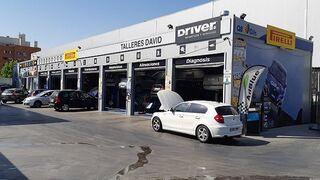 Talleres David pasa a formar parte de Driver Center en Coslada