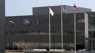 Jaguar Land Rover construye un nuevo centro logístico en Reino Unido