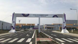 Nexen Tire celebra la apertura de su primera planta en Europa