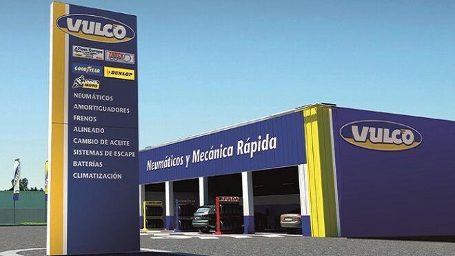 La red de talleres Vulco elige a Movelco para adaptarse al coche eléctrico