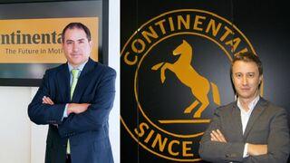Jorge Fernández y Ernesto Casado, nuevos coordinadores de Marketing de Continental