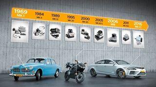 El sistema ABS de Continental cumple 50 años