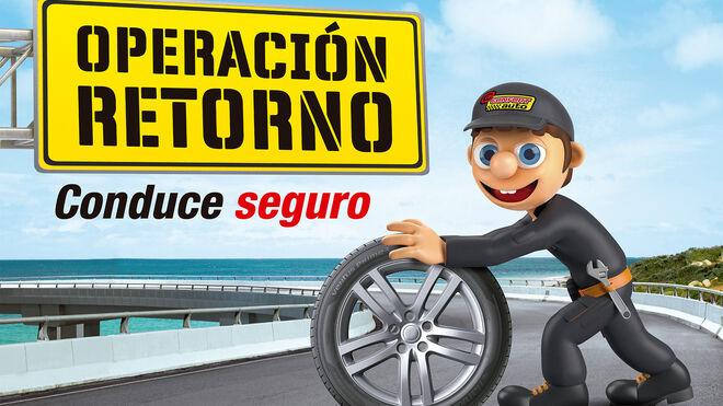 Confortauto pone en marcha su particular 'Operación Retorno'