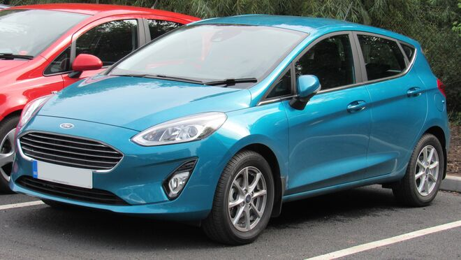Cuál es la causa de funcionamiento irregular a ralentí en un Ford Fiesta V
