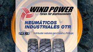Recambios Frain, distribuidor oficial de Windpower para España y Portugal