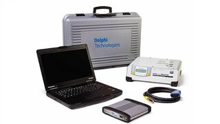 Delphi Technologies presenta Hartridge Excalibur GDi Master y DS-Flash Pass-Thru