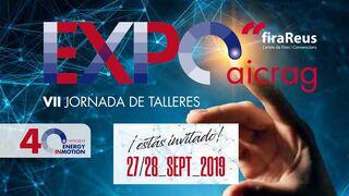 Expo Aicrag 2019 calienta motores