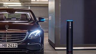 Bosch logra pedidos en electromovilidad por valor de 13.000 M€