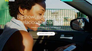 Nace Bigshowi, una app para conectar taller y cliente vía móvil en tiempo real