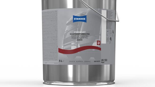 Standox presenta la imprimación Standofleet Reaction Primer Pro U2620