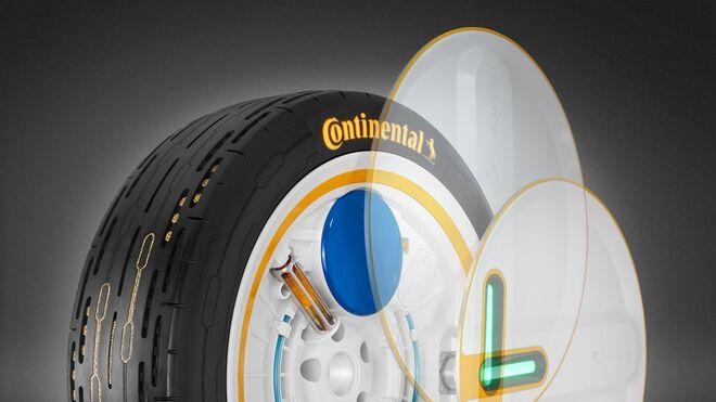 Continental presenta en el IAA de Frankfurt el neumático Conti C.A.R.E.