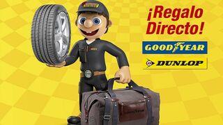 Confortauto regala bolsas de viaje Goodyear con su nueva promoción