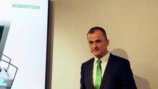 Schaeffler hace sentir la influencia de los fabricantes de componentes en la movilidad