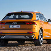 Hankook equipa de fábrica el modelo Audi Q8