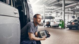 Campaña de Bosch con el software de taller ESI[tronic] SD/SIS
