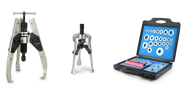 Fersa ofrece nuevas herramientas extractoras y montadoras de rodamientos