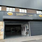 Midas inaugura un taller en Bilbao