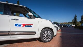 Vendidos 2,5 millones de neumáticos GT Radial Champiro FE1 y FE1 City