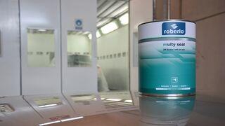 Roberlo desarrolla nuevos fondos, selladores y barnices