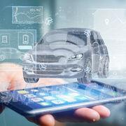 Transferencia de un vehículo online