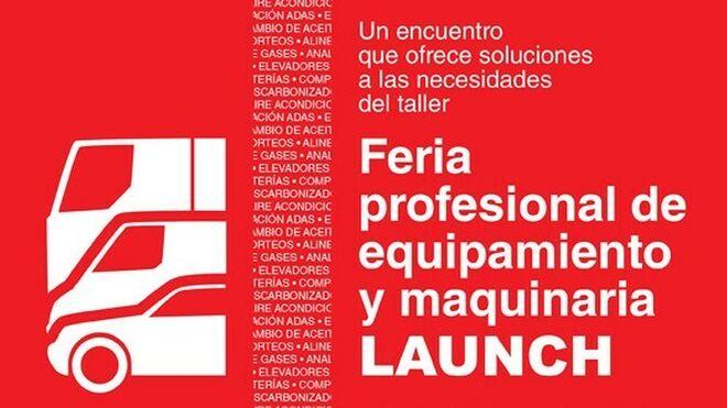 Nueva edición de Launch Ibérica de equipamiento y maquinaria