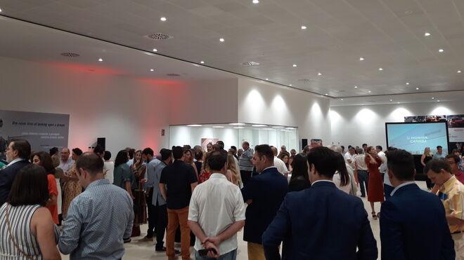 Nuevas instalaciones de Carinsa en Sevilla