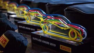 Pirelli premia a sus mejores proveedores en sostenibilidad, innovación y calidad
