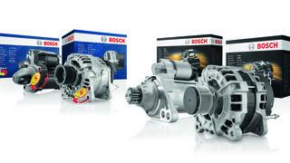 Bosch pone en marcha una campaña de motores de arranque y alternadores