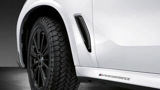 Las tres tecnologías clave del Grabber AT3, el neumático del nuevo BMW X5