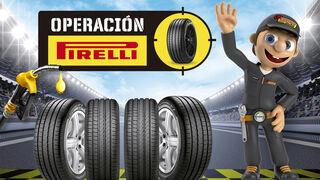 Confortauto regala 60 euros de carburante por la compra de neumáticos Pirelli