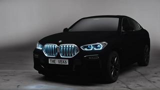 ¿Se puede utilizar la pintura más negra que existe en un vehículo?