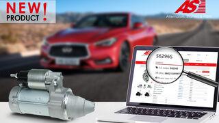 AS-PL incluye un nuevo motor de arranque en su catálogo