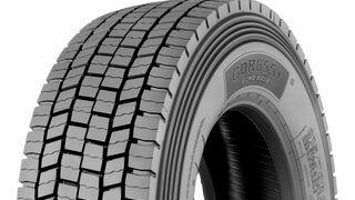 Los nuevos neumáticos Combi Road de Giti tendrán un 30% más de vida útil