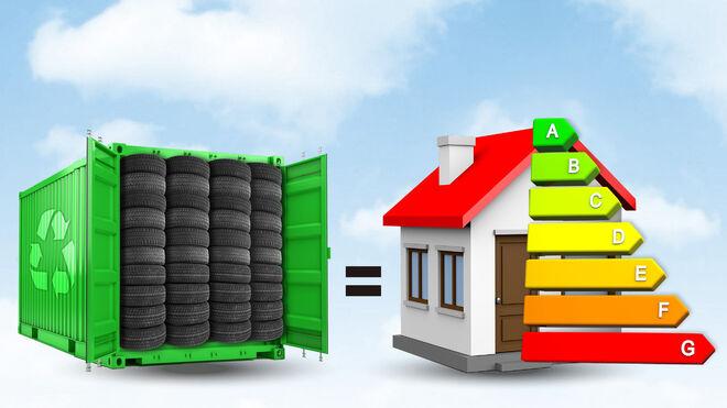 ¿Qué es la gasificación de neumáticos?