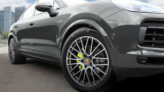 Neumáticos Hankook para el Porsche Cayenne
