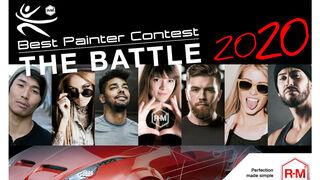 """El concurso """"R-M Best Painter Contest 2020"""" buscará a los mejores pintores del mundo"""