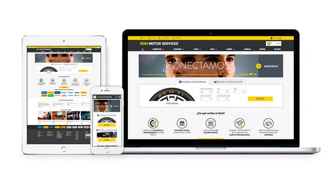 Rodi lanza su nueva plataforma e-commerce
