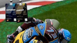 Dunlop regala dos pases VIP para el GP Motul de la Comunidad Valenciana