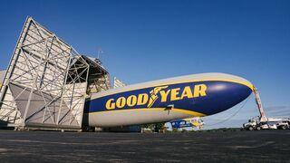 ¿Quieres pasar una noche en el mítico dirigible de Goodyear?
