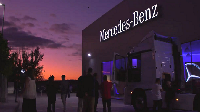 El Grupo Louzao inaugura concesionario Mercedes-Benz en Ourense