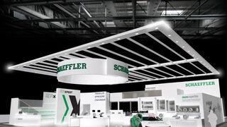 Schaeffler expone en París productos de transmisión, motor y chasis