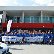 Tiresur celebra la primera convención del Club Triangle