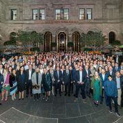 El Grupo CGA celebra su décimo aniversario con un viaje a Nueva York