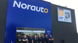Norauto inaugura centro en Alfafar (Valencia) y  suma 89 talleres en España