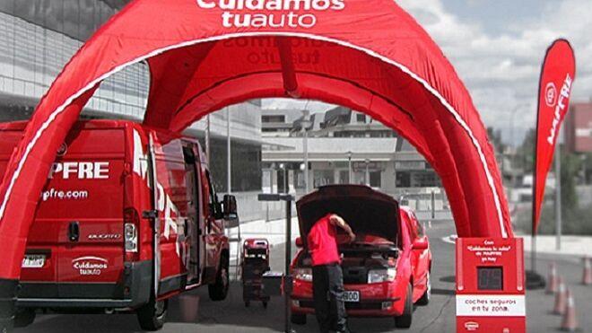 Mapfre hará revisiones gratuitas de vehículos en Fitero (Navarra)