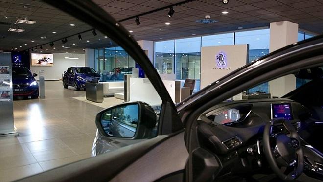 Los ERTE en los concesionarios madrileños afectarán a 50.700 empleados